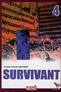 Survivants Edition simple Tome 4