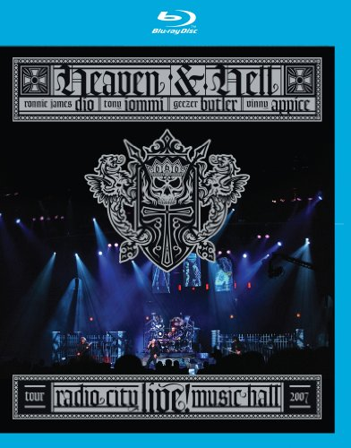 Heaven & Hell: Radio City Music Hall Live! [Blu-ray] [UK Import]