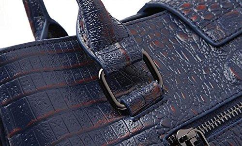 Damen-empfindliche Krokodil-Muster-Lederhandtaschen Europa Und Die Staat-Art- Und Weiseklassische Handtaschen-Handtaschen-Diagonalpaket A