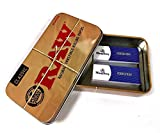 Best Quality Tobaccos - Raw Brand Rawthentic Classic Quality Unhinged Metal Tobacco Review