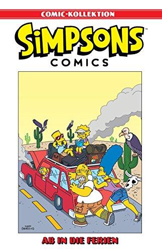 Simpsons Comic-Kollektion: Bd. 11: Ab in die Ferien - Barts-kollektion