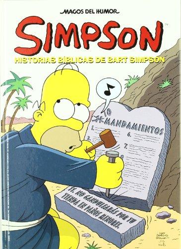 HISTORIAS BIBLICAS DE BART SIMPSON (MAGOS DEL HUMOR SIMPSON)