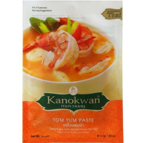 tom-yum-paste-thai-authentic-herbal-spicy-sour-soup-net-wt-30-g-105-oz-kanokwan-brand-x-3-bags-by-ka