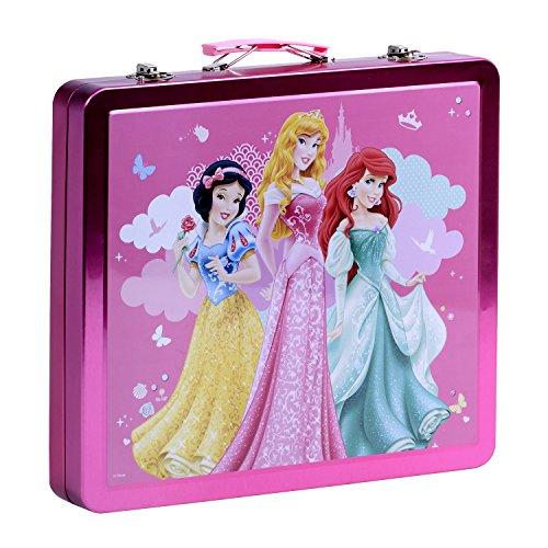 Malset 60-teilig im Aluminiumkoffer Disney Princess