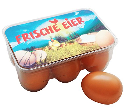 *Tanner 0312.3 – 6 Eier in Box*
