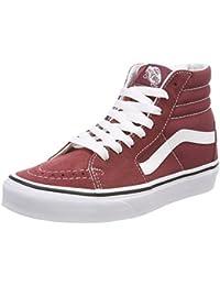 Vans SK8-Hi Classic Suede/Canvas, Sneaker a Collo Alto Unisex-Adulto
