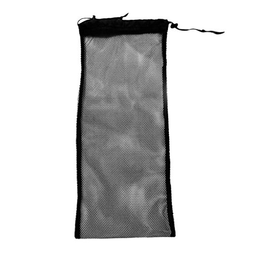 MagiDeal Netztasche / Mesh Bag, für Wassersport Tauchen Schnorcheln Schwimmen Ausrüstung Tragetasche Transporttasche, Mehrzweck und Praktisch