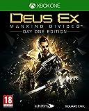 Deus Ex: Mankind Divided - Day-One Edition [Importación Italiana]