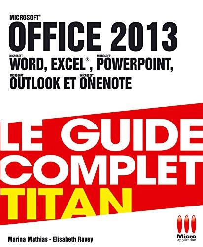 TITAN OFFICE 2013
