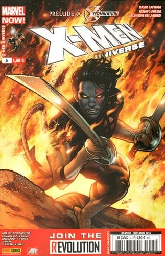 X-Men, Tome 5 : 2013