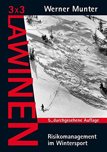 3x3 Lawinen: Risikomanagement im Wintersport