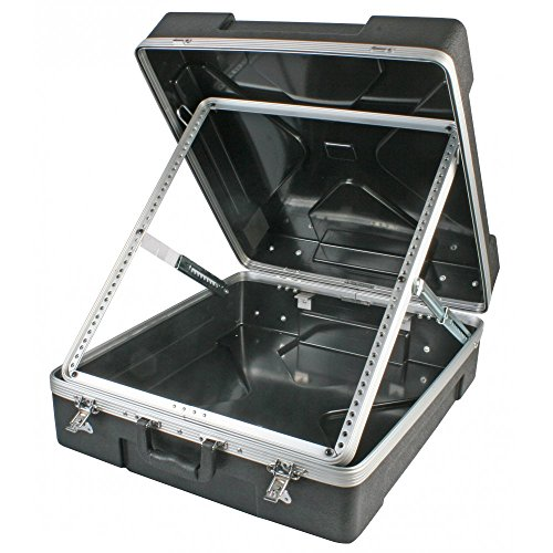 Pulse 48.26 cm, 12U ABS Mixer-Flightcase Rack Mount, für Mischpulte
