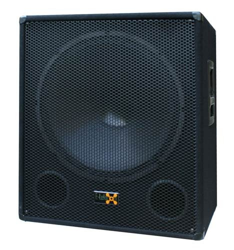 1000W DJ PA Subwoofer Box Passiv Bass Lautsprecher - E-Lektron SUB-P45
