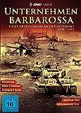 Unternehmen Barbarossa - Tiger-Abteilungen an der Ostfront 1941-1945 [5 DVDs]