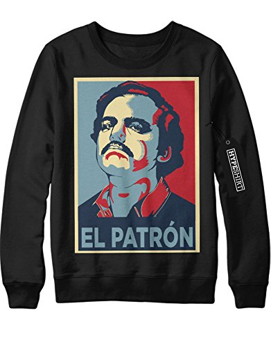 Sweatshirt Pablo Escobar