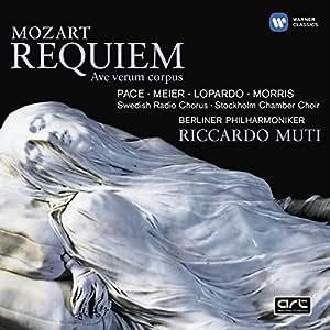 Mozart: Requiem/Ave Verum Corpus. Muti