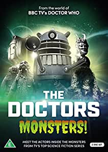 The Doctors: Monsters! [Multi-Region DVD]