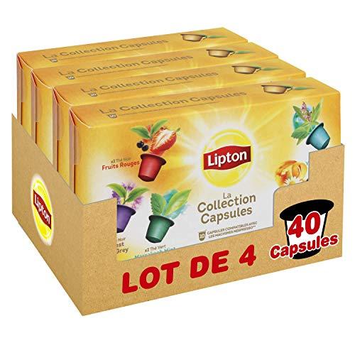 Lipton Coffret La Collection Thé...