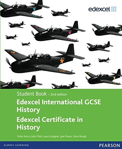 Edexcel International GCSE History: Edexcel Certificate in History