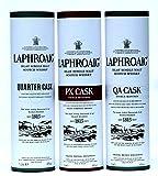 Laphroaig 3 x 1,0 L SET, PX, QA,Quarter Cask