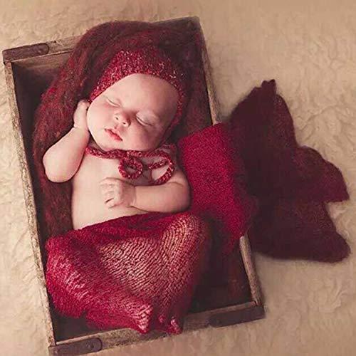 Lorenlli Bebé accesorios fotografía manta
