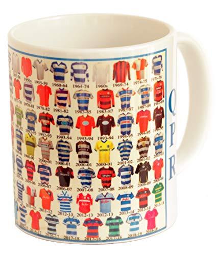 QPR mug QPR shirt History Mug Ceramic Mug football for sale  Delivered anywhere in Ireland