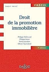 Droit de la promotion immobilière - 9e éd.