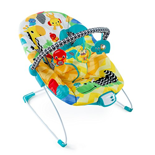 Bright Starts Modelo BS60390 Hamaca Bebe Safari multicolor