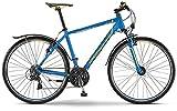 Winora Grenada 2015 Crossbike Herren blau/gelb matt (Rahmenhöhe 61)