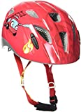 Alpina Kinder Ximo Fahrradhelm, Firefighter, 49-54