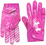 Under Armour - Spotlight American Football Handschuhe - Tropic Pink - Medium