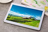 10.1inch Tablet Octa Core 2560* 1600IPS Bluetooth RAM 4GB ROM 64GB 8.0MP 4G Dual SIM Card Phone Call Tablet PC Android 6.0GPS Electronics 4G LTE 4G Network 7910.610Silver by bestenme