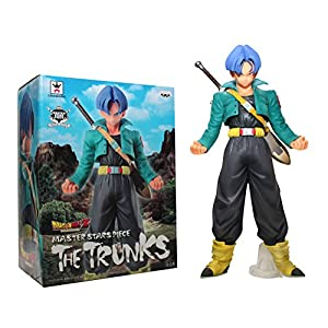 "Banpresto Dragon Ball Z Master Stars Piece Figure - 9.5"" The Trunks 7"