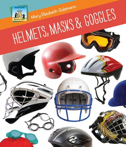 Helmets, Masks & Goggles (Sports Gear)