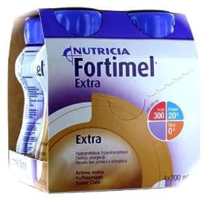 FORTIMEL Fortimel Extra Moka Café - 4 x 200 ml