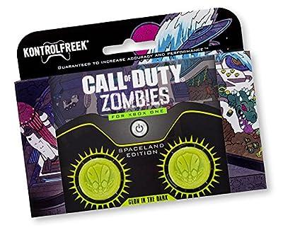 KontrolFreek Call of Duty Spaceland Zombies for Xbox One Controller - Glow in the dark by KontrolFreek