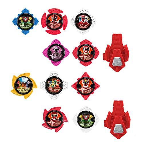 Bandai Power Rangers Ninja Steel Pack Ninja Fusion