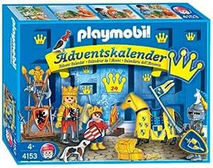 """PLAYMOBIL® 4153 - Adventskalender """"Königliches Ritterturnier"""""""