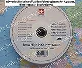 B M W HIGH Navigation MK IV DVD1 + Software Update V32 2019