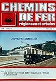 Telecharger Livres CHEMINS DE FER No 234 du 01 01 1992 LA REMORQUE STANDARD OTL N 520 UTILISEE EN AVRIL 1949 SUR LA LIGNE FB SPECIALE FOIRE DE LYON LIGNE B LA REMORQUE TYPE OTL N 537 A LYON PERRACHE EN 1948 LA REMORQUE STANDARD OTL A PORTES CENTRALES N 13 CA UTILISEE SUR LA LIGNE A VOIE METRIQUE 23 CORDELIERS MONPLAISIR LA PLAINE VUE AU DEPOT PARMENTIER EN 1948 LA REMORQUE N 31 CA A PORTES CENTRALES AU DEPOT PARMENTIER EN 1951 (PDF,EPUB,MOBI) gratuits en Francaise