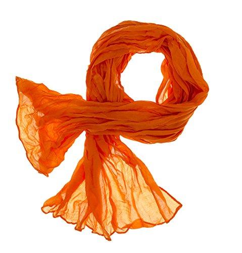 DOLCE ABBRACCIO CRAZY MAMA Damen Schal Halstuch Tuch Damenschal aus Baumwolle MASH Schals...