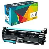 Do it Wiser Kompatibel Toner CE401A für HP 500 Color M551 M551n M551dn M551xh MFP M570 M570dn M570dw M575 M575c M575f M575dn (Cyan)