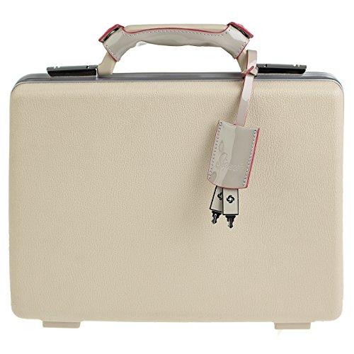 Samsonite Black Label 144-17 Mini Hartschalen Koffer Creme -