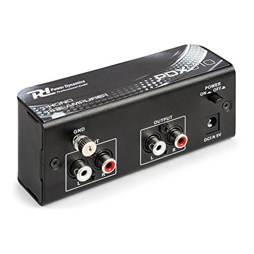 Foto de El PDX010 es un preamplificador de Phono para poder conectar giradiscos a una entrada linea de amplificador