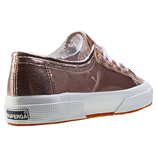 Superga 2750 Netw, Sneaker Unisex – Adulto Gold