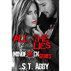 All The Lies (Mindf*ck Series Book 4) (English Edition)