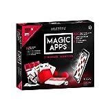 Juguetrónica Magic apps 200 trucos - Kit de magia para aprender a realizar 200 trucos de magia