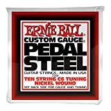 Ernie ball cordes pedal steel nickel 12-66