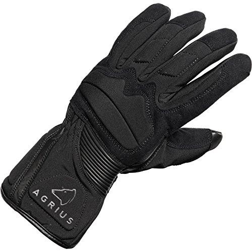 Agrius 51020–0109–agrios Prey Leder Motorrad Handschuhe 3X L