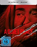 A Quiet Place - (4k UHD) Limited Steelbook (exklusiv bei Amazon.de) [Blu-ray] -